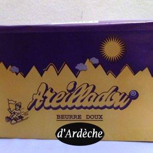 beurre areilladou