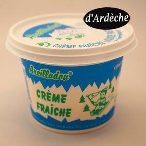 crème liquide areilladou