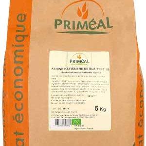 farine de blé t55 biologique