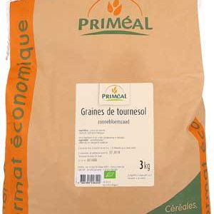 graines de tournesol bio