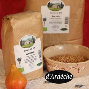 farine blé ancien bio