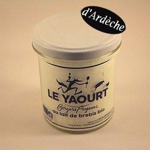 yaourt de brebis bio