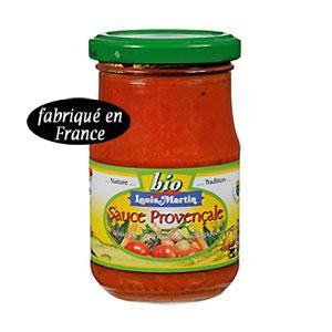 sauce provençale bio
