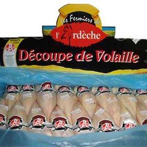 cuisse de poulet fermier jaune sud est France