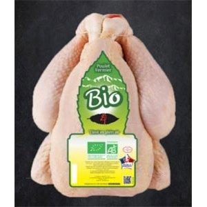 poulet fermier bio pac