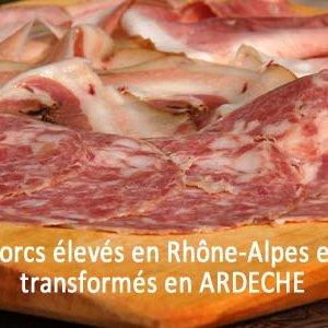 charcuterie Ardèche