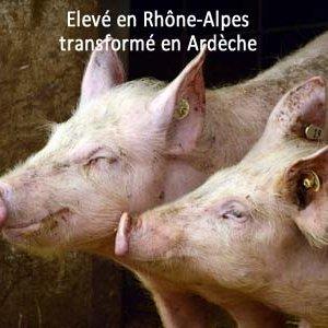 viande de porc Rhône Alpes